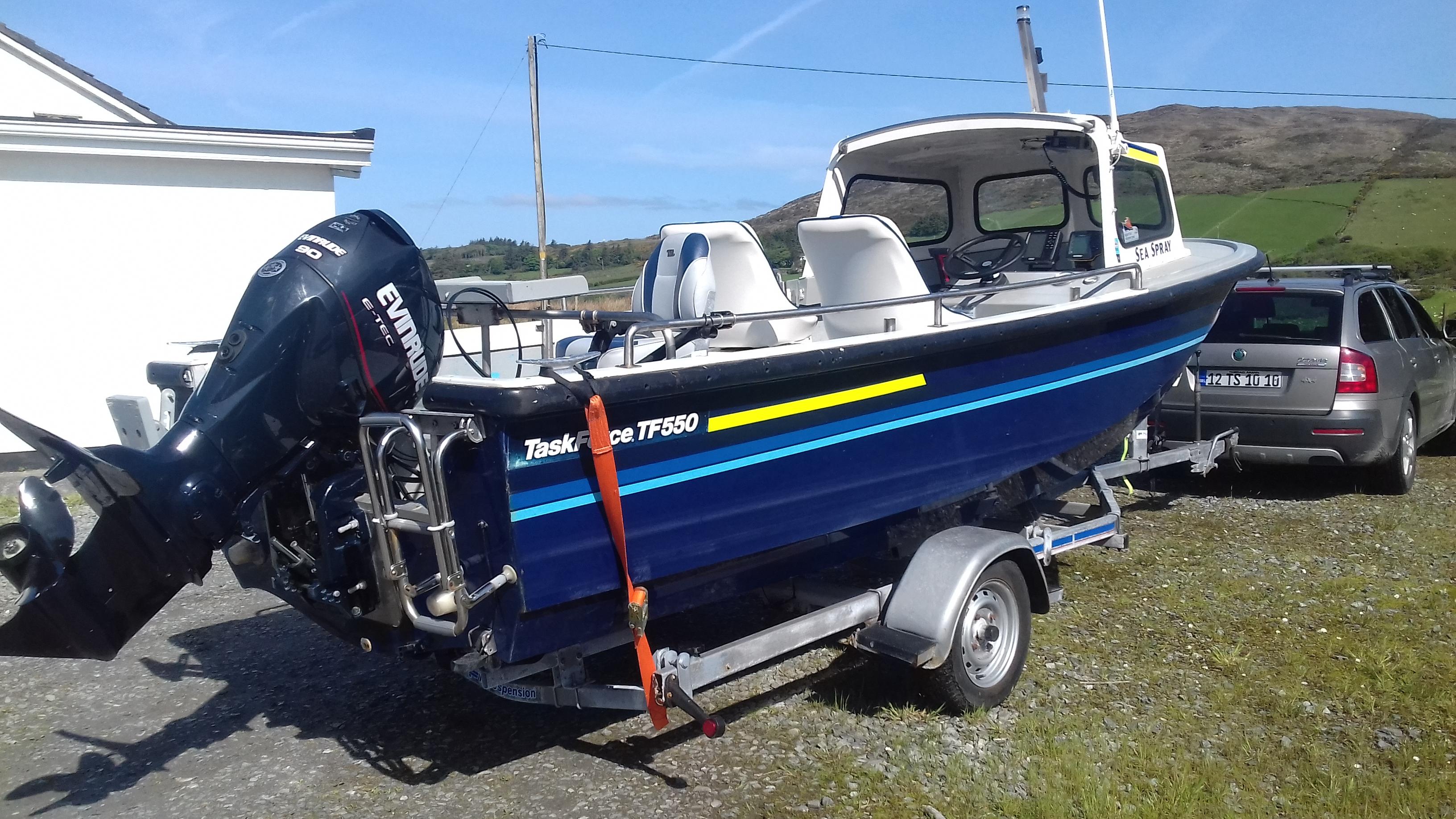 Nouveau! Connemara Green : Votre Guide de Pêche en mer à Clifden