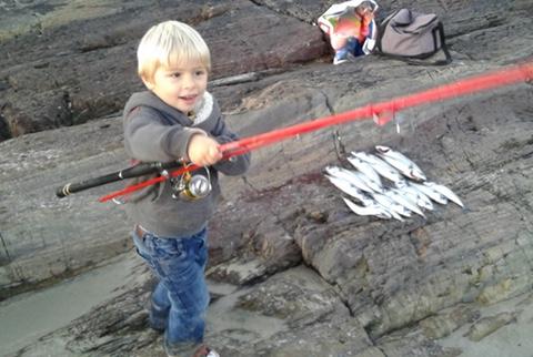 le fils du pêcheur